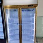tủ mát 2 cánh kính loại rẻ Vinacool