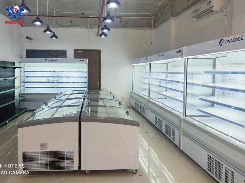 tủ siêu thị không cửa SLG -2500F