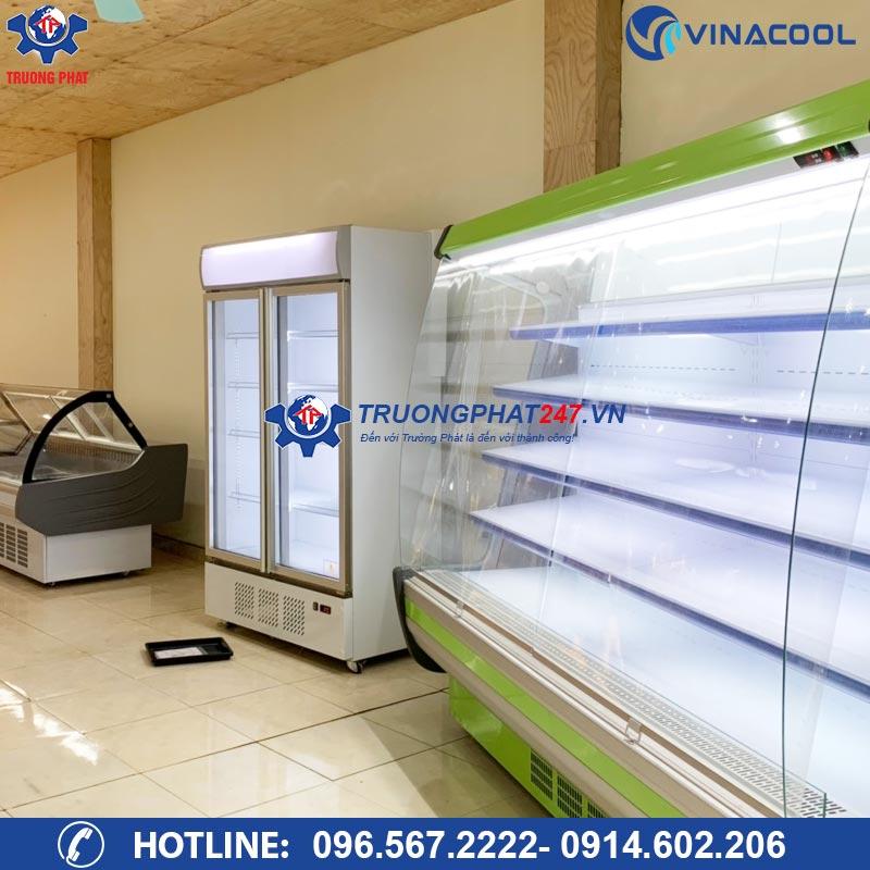 tủ mát vòm cong SLG-2000FB