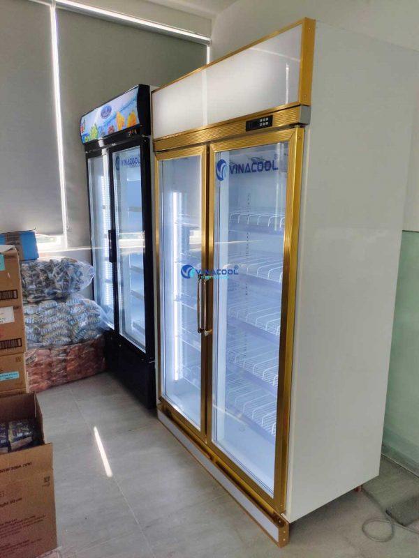 tủ mát trưng bày rau củ quả LG-126